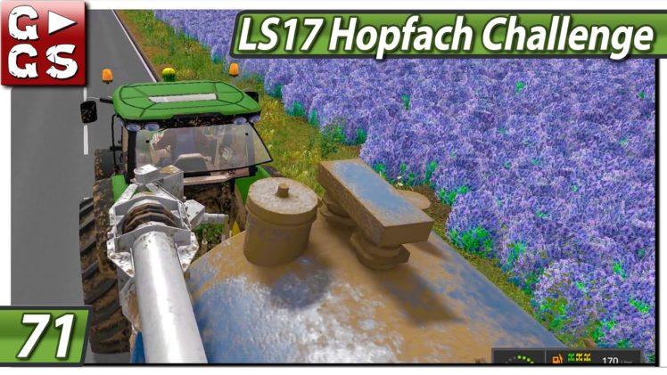 LS17 HOPFACH 🚜 Schmierige PR Typen ► #71 LANDWIRTSCHAFTS SIMULATOR 17 Multiplayer