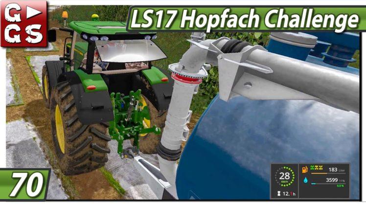 LS17 HOPFACH 🚜 Courseplay Planungen #70 LANDWIRTSCHAFTS SIMULATOR 17 Multiplayer
